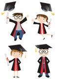 absolwent Zdjęcie Stock