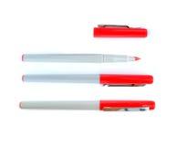 Absorberande penna för vatten Arkivfoto