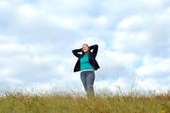 absorbing natur Fotografering för Bildbyråer