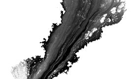 Absorbs ink paint Stock Images