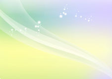 Absract background. Colored abstract background with wave Stock Photos
