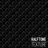 Absract halftone geometric background. Vector illustration Royalty Free Stock Photography