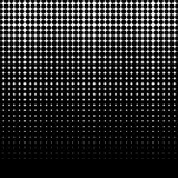 Absract halftone geometric background. Vector illustration Royalty Free Stock Photos