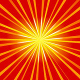 Absract sun burst Stock Photo