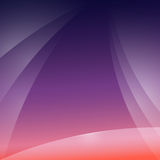 Absrtact background purple and red gradient color with light curve layers Royalty Free Stock Photo