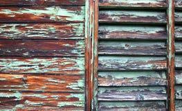 Absrtact bakgrund med den gamla träväggen Arkivfoto