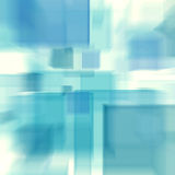 Absrtact blue square background. Absrtact blue radial square, fast background Stock Illustration