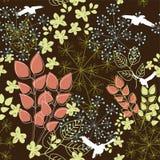 Absrtact Garten Lizenzfreies Stockfoto