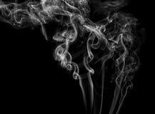 Absrtact konst med rök Royaltyfria Bilder