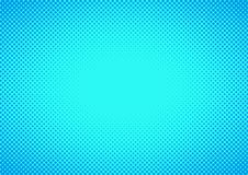 Abstack Background Cartoon style Halftone blue gradient