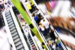 abstact ψωνίζοντας Στοκ φωτογραφίες με δικαίωμα ελεύθερης χρήσης