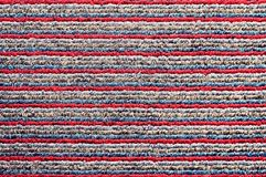 Abstact Achtergrondtextuur van de mat van de stoffendeur Stock Foto