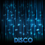 Abstact Background. Disco Neon Royalty Free Stock Photography