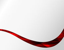 Abstact background Red curve wave stripe line clear element. Vector illustration eps10 stock illustration