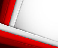 Abstact background. In red and gray color Stock Image