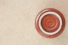 Abstact bakgrund av koppen Royaltyfri Foto