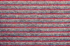 Abstact bakgrundstextur av det mattt för tygdörr Arkivfoto