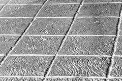 Abstact betonowy blok Obrazy Royalty Free