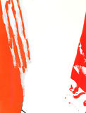 Abstact färgpulver Royaltyfria Foton