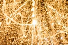 Abstact ljusbakgrund Fotografering för Bildbyråer