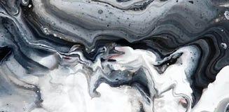 Abstact marmuru tekstura Może używać dla tła lub tapety ilustracja wektor