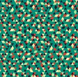 Abstact mosaic seamless pattern. Illustration vector illustration