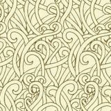 Abstact-patroon stock illustratie