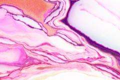 Abstact rosa e porpora del fondo Immagini Stock