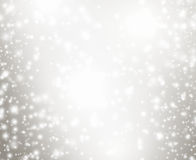 The abstact sparkle christmas background with snowflakes and star an. Abstact sparkle christmas background with snowflakes and star and space for you design royalty free illustration