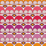 Abstact texture. Seamless background with abstract pattern stock illustration