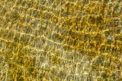 Abstact wzoru fala woda Zdjęcie Royalty Free