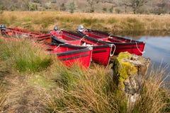 Abstand von Dunloe, Irland Stockfotos