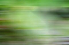 Предпосылка зеленого цвета движения Abstarct Стоковые Изображения RF