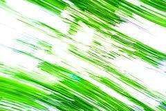 Предпосылка зеленого цвета движения Abstarct Стоковые Фото