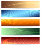 Abstarct Background Set Royalty Free Stock Images