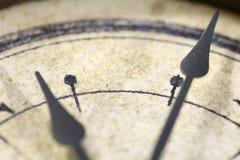 Abstarct begrepp av tid Arkivbilder