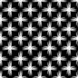 Abstarct blom- sömlöst illustartion Royaltyfria Bilder