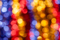 Abstarct circle colorful holiday background Stock Images