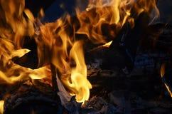Abstarct do incêndio Imagem de Stock