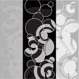 Abstarct-geometrci Hintergrund Abbildung Stockfoto