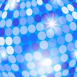 Abstarct light blue background Royalty Free Stock Images