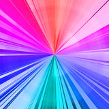 Abstarct Lines. A mass of colourful lines with the main colors being pink and blue, can easily be used in any design - enjoy Royalty Free Stock Images