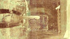 Abstarct på den wood panelen Royaltyfria Foton