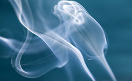 Abstarct rök Royaltyfri Fotografi