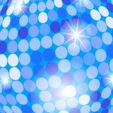 abstarct tła błękit światło Obrazy Royalty Free