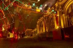 Abstarct usa York miasta nowy ` s Wielkomiejski muzeum sztuki wate zdjęcie stock