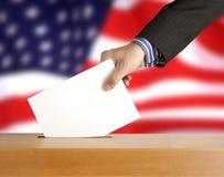 Abstimmung Lizenzfreie Stockbilder