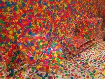 Abstração da arte do às bolinhas Imagens de Stock Royalty Free