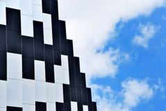 Abstração do dominó Fotos de Stock Royalty Free