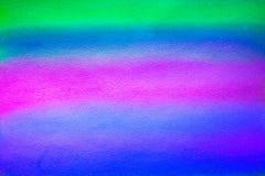 Abstração do fundo colorido brilhante e do Te do papel da aquarela Fotografia de Stock Royalty Free